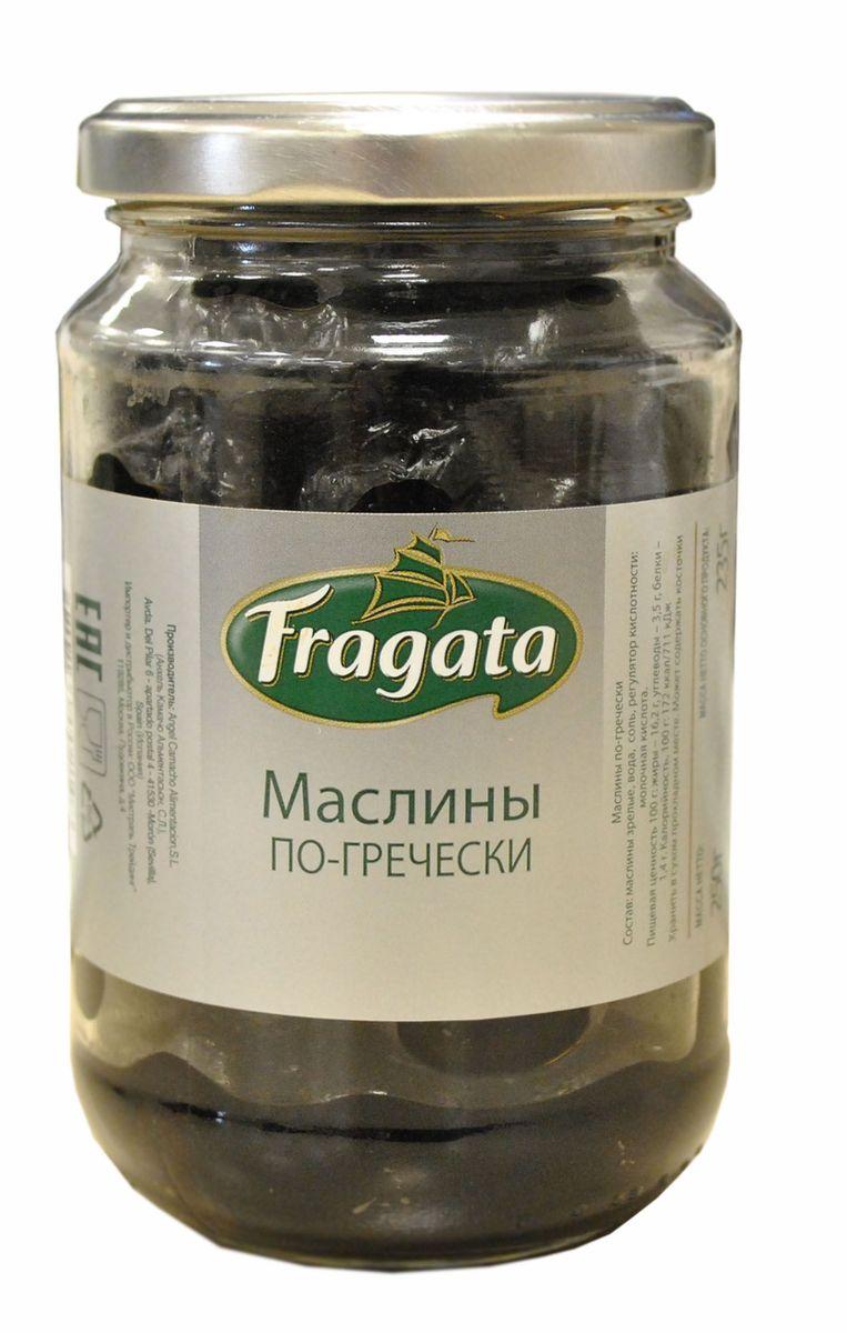 Fragata маслины по-гречески, 250 г34411