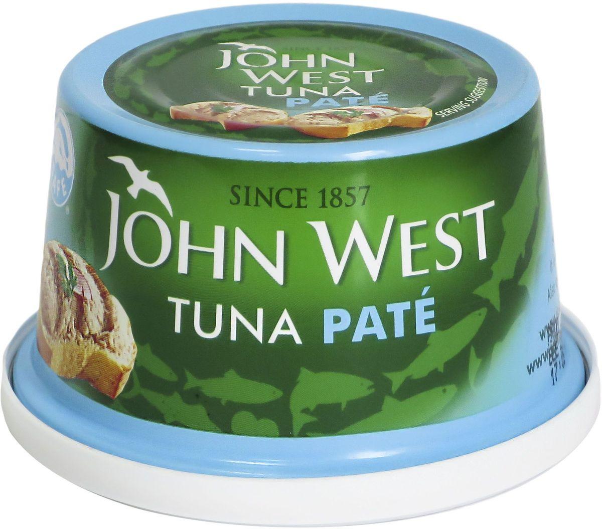 John West паштет из тунца, 125 г64808