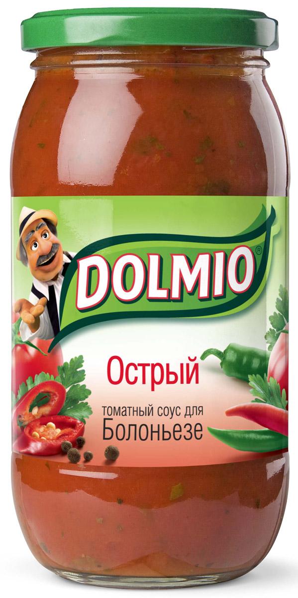 Dolmio Острый томатный соус для Болоньезе, 500 гXV808/3256м/3186мХочешь добавить блюдам перчинку - попробуй приготовить блюда домашней кухни с острым соусом Dolmio. Лук, чеснок и перец чили раскроют вкус знакомых блюд с новой стороны, а спелые томаты с орегано и базиликом добавят итальянский акцент.