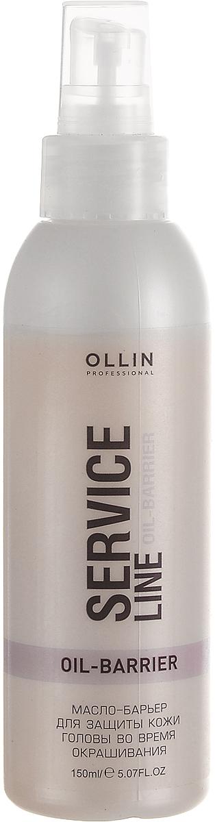 Ollin Масло-барьер для защиты кожи головы во время окрашивания Service Line Oil-Barrier 150 мл722439/4620753726710Масло-барьер для защиты кожи головы во время окрашивания Ollin Service Line Oil-Barrier защищает кожу головы по краевой линии роста волос во время окрашивания.