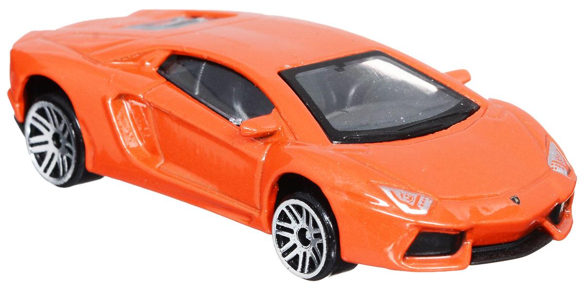 ТехноПарк Модель автомобиля Lamborghini LP-700DISPLAY MIX_красно-оранжевыйМодель автомобиля ТехноПарк Lamborghini LP-700 - это миниатюрная копия настоящей машины. Выполненная из высококачественных материалов, она обязательно понравится не только ребенку, но и взрослому. Игрушечная модель оснащена металлическим корпусом и подвижными колесами. Машинка является отличным подарком для юного гонщика. Во время игры с такой машинкой у ребенка развиваются мелкая моторика рук, фантазия и воображение.