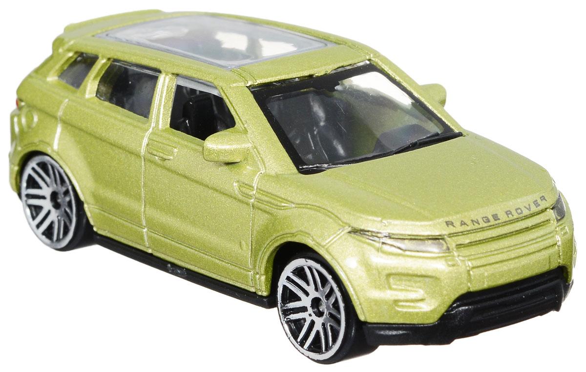 ТехноПарк Модель автомобиля Land Rover Range Rover Evoque цвет оливковыйDISPLAY MIX_оливковыйМодель автомобиля ТехноПарк Land Rover Range Rover Evoque - это миниатюрная копия настоящей машины. Выполненная из высококачественных материалов, она обязательно понравится не только ребенку, но и взрослому. Игрушечная модель оснащена металлическим корпусом и подвижными колесами. Машинка является отличным подарком для юного гонщика. Во время игры с такой машинкой у ребенка развиваются мелкая моторика рук, фантазия и воображение.