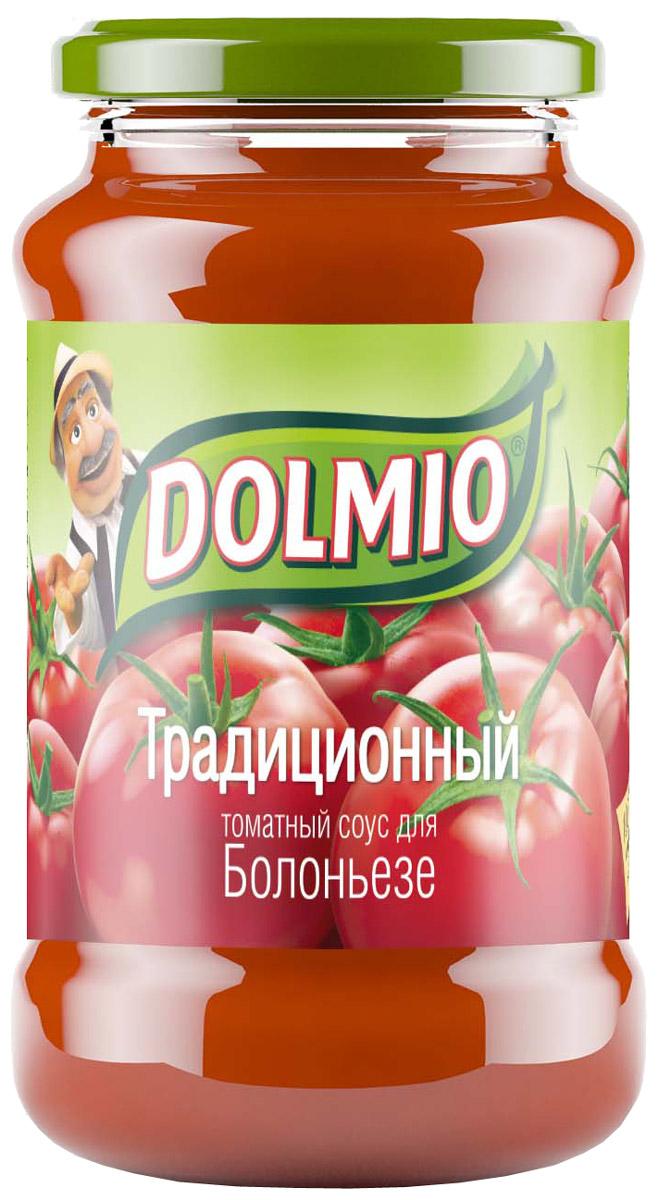 """Dolmio """"Традиционный"""", томатный соус для Болоньезе, 350 г 10108040/3285м"""