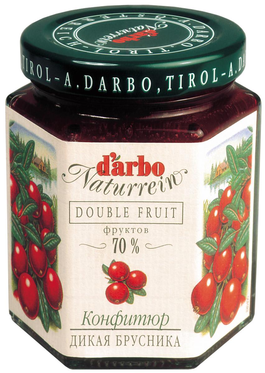 Darbo конфитюр дикая брусника, 200 г22212