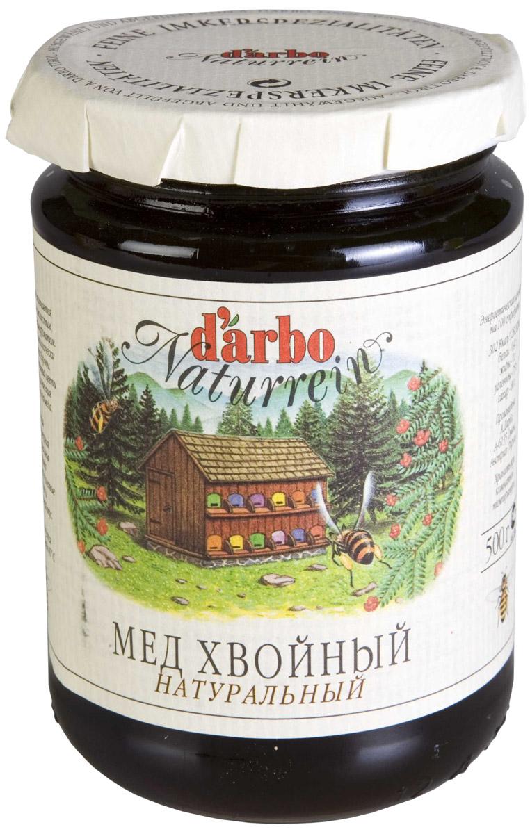 Darbo мед хвойный, 500 г