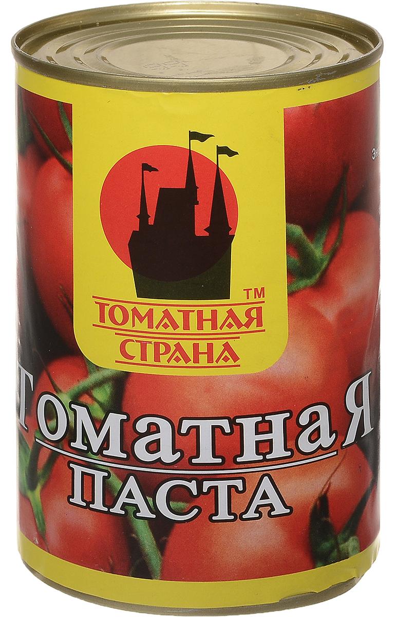 Томатная страна Паста томатная, 380 г