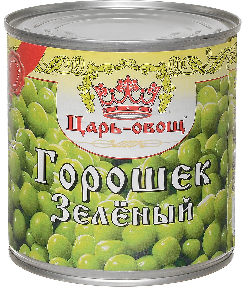 Царь-овощ Горошек зеленый нежный, 400 г