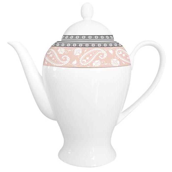 Чайник заварочный Esprado Arista Rose, 920 млARRL92RE306Заварочный чайник 920 мл из костяного фарфора. Упаковка: наклейка «Заварочный чайник 920 мл из костяного фарфора», штрих-код на дне. На дне изделия штамп: «Esprado Fine Bone Сhina» со знаками «использование в посудомоечной машине разрешено» и «использование в микроволновой печи разрешено». Внутренняя упаковка: подарочная цветная коробка, 1 штука в упаковке. Деколь как на эталонном образце.