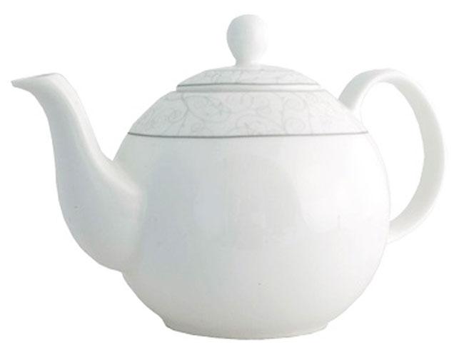 Чайник заварочный Esprado Bosqua Platina, 1,22 лBPLL12SE306Заварочный чайник 1220 мл из костяного фарфора. Упаковка: наклейка «Заварочный чайник 1220 мл из костяного фарфора», штрих-код на дне. На дне изделия штамп: «Esprado Fine Bone Сhina» со знаками «использование в посудомоечной машине разрешено» и «использование в микроволновой печи разрешено». Внутренняя упаковка: подарочная цветная коробка, 1 штука в упаковке (1 заварочный чайник). Деколь как на эталонном образце.
