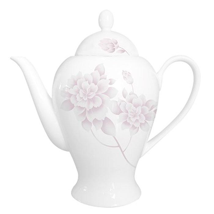 Чайник заварочный Esprado Peonies, 920 млPEOL92PE306Заварочный чайник 920 мл из костяного фарфора. Упаковка: наклейка «Заварочный чайник 920 мл из костяного фарфора», штрих-код на дне. На дне изделия штамп: «Esprado Fine Bone Сhina» со знаками «использование в посудомоечной машине разрешено» и «использование в микроволновой печи разрешено». Внутренняя упаковка: подарочная цветная коробка, 1 штука в упаковке. Деколь как на эталонном образце.