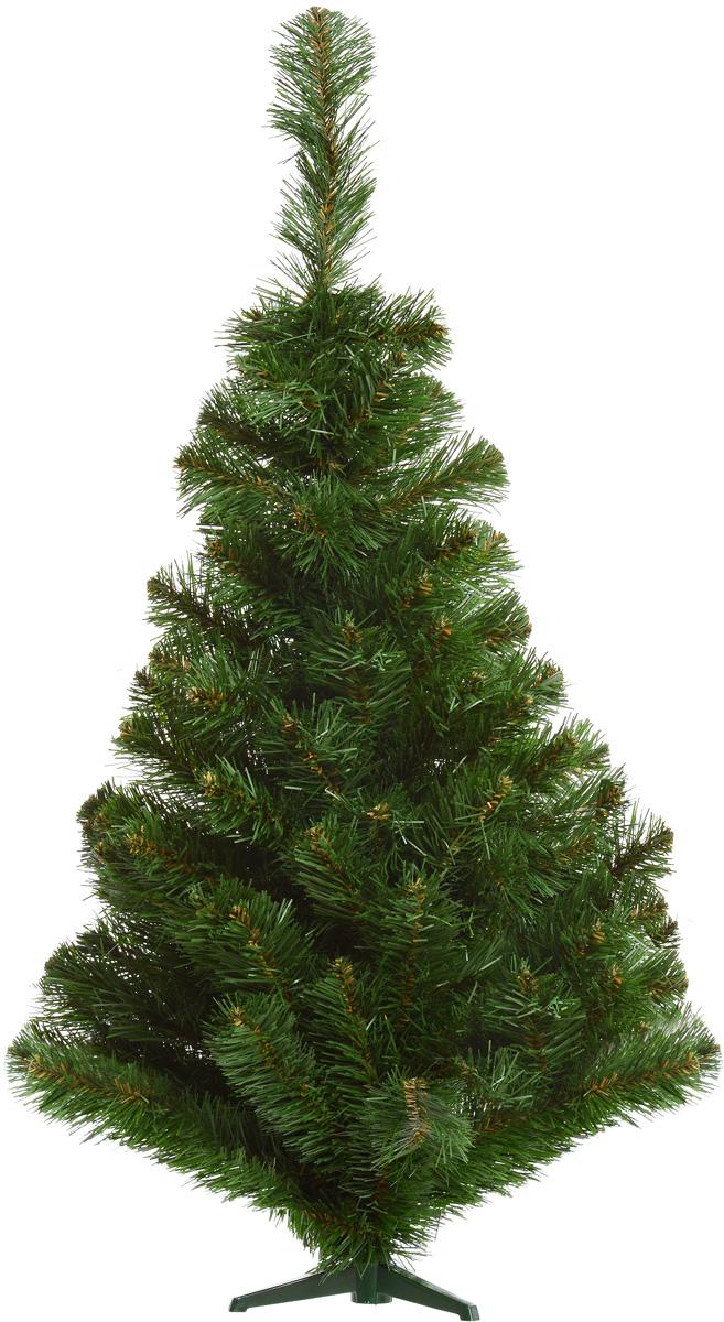 Ель искусственная Morozco Скандинавская, высота 100 см2210Искусственная ель Скандинавская - прекрасный вариант для оформления вашего интерьера к Новому году. Такие деревья абсолютно безопасны, удобны в сборке и не занимают много места при хранении. Ель состоит из верхушки, ствола и устойчивой подставки. Ель быстро и легко устанавливается и имеет естественный и абсолютно натуральный вид, отличающийся от своих прототипов разве что совершенством форм и мягкостью иголок. Еловые иголочки не осыпаются, не мнутся и не выцветают со временем. Полимерные материалы, из которых они изготовлены, нетоксичны и не поддаются горению. Ель Morozco обязательно создаст настроение волшебства и уюта, а также станет прекрасным украшением дома на период новогодних праздников.