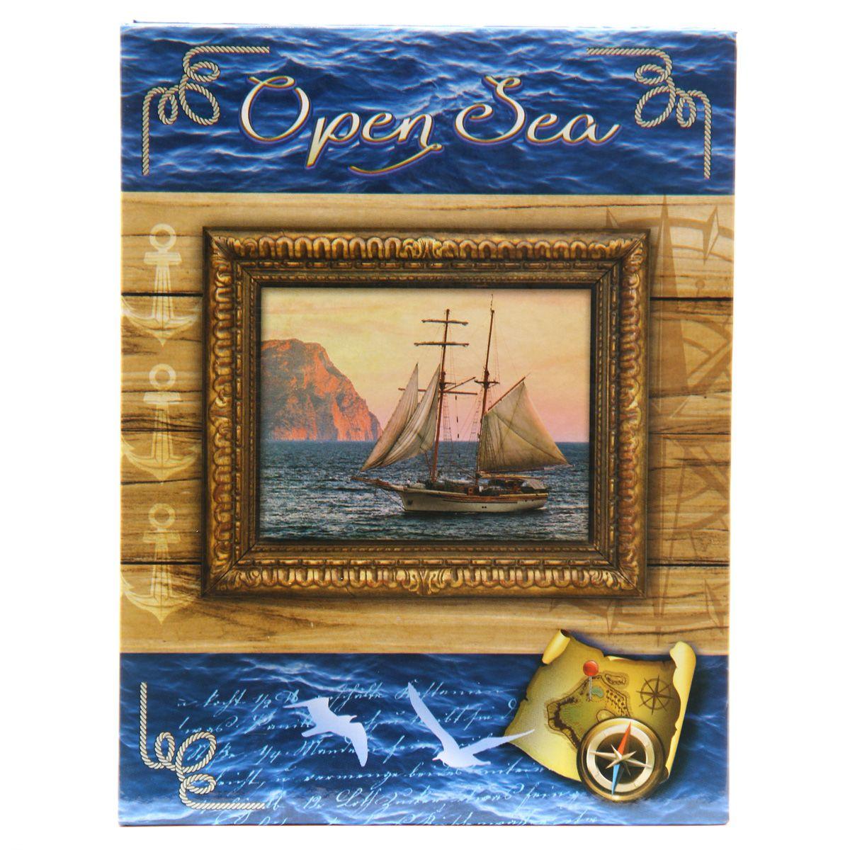 Фотоальбом Pioneer Open Sea, 100 фотографий, цвет: синий, 10 х 15 см46402 AV46100Альбом для фотографий формата 10х15 см. Тип обложки: ламинированный картон. Тип листов: полипропиленовые. Тип переплета: высокочастотная сварка. Кол-во фотографий: 100. Материалы, использованные в изготовлении альбома, обеспечивают высокое качество хранения Ваших фотографий, поэтому фотографии не желтеют со временем.