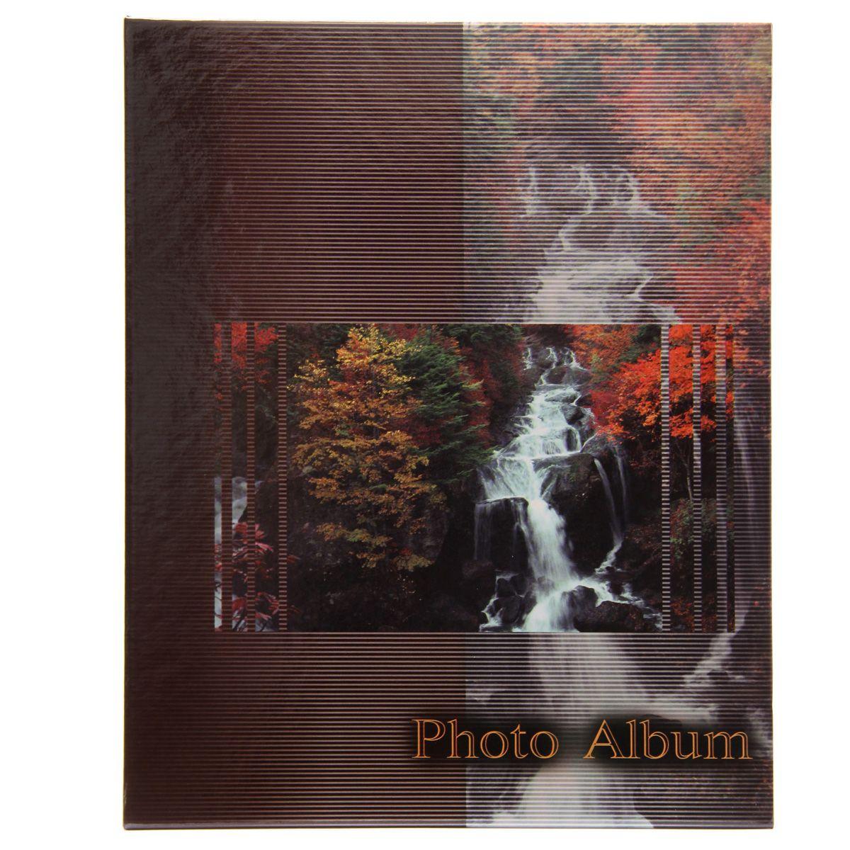 Фотоальбом Pioneer Waterfalls, 200 фотографий, цвет: бордовый, 10 х 15 см46527 AV46200Альбом для фотографий формата 10х15 см. Тип обложки: картон. Тип листов: полипропиленовые. Тип переплета: термосварка. Материалы, использованные в изготовлении альбома, обеспечивают высокое качество хранения Ваших фотографий, поэтому фотографии не желтеют со временем.