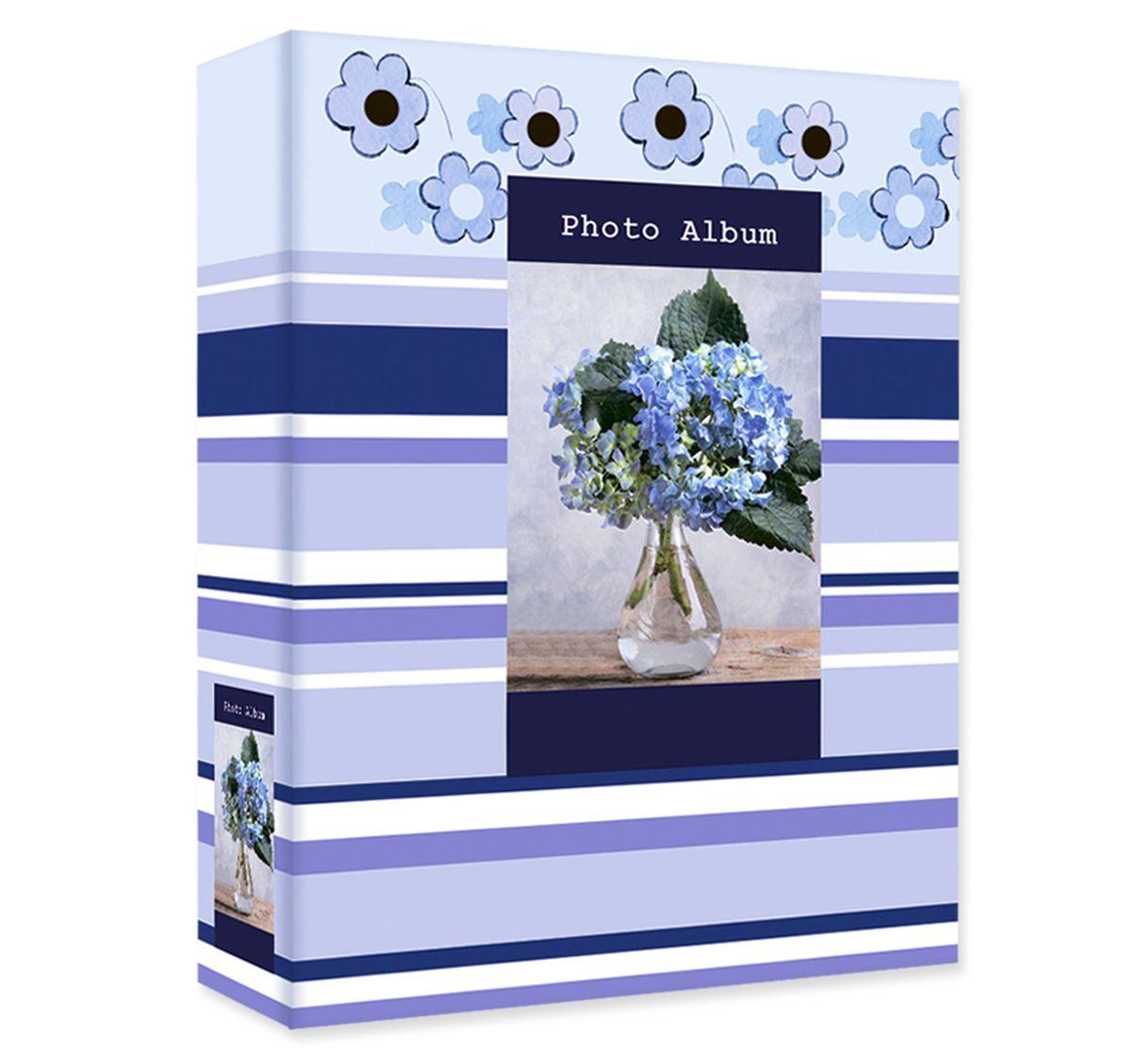 Фотоальбом Pioneer Early Spring, 100 фотографий, цвет: голубой, 10 х 15 см46259 PP-46100Альбом для фотографий формата 10х15 см. Тип обложки: ламинированный картон. Тип листов: полипропиленовые. Тип переплета: высокочастотная сварка. Кол-во фотографий: 100. Материалы, использованные в изготовлении альбома, обеспечивают высокое качество хранения Ваших фотографий, поэтому фотографии не желтеют со временем.