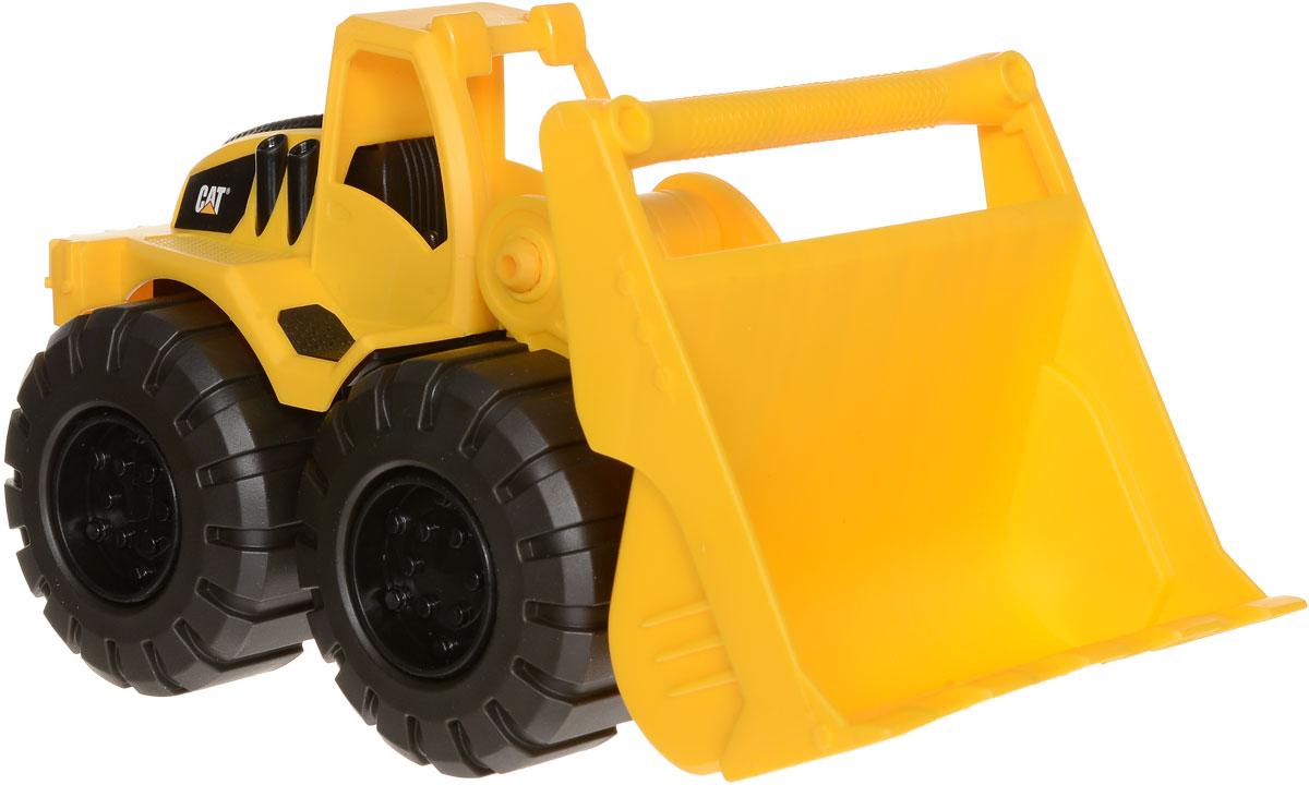 Toystate Колесный погрузчик Cat 82010TS82010TS_желтый/погрузчикКолесный погрузчик Toystate Cat обязательно привлечет внимание вашего ребенка. Игрушка выполнена из прочного пластика, оснащена подвижными колесами и поднимающимся ковшом. В процессе игры с машинкой ребенок развивает не только мелкую моторику рук, но и образное мышление, придумывая героев и обстоятельства для сюжета игры. Малыш проведет с этой игрушкой много увлекательных часов, воспроизводя свою стройку. Ваш ребенок будет в восторге от такого подарка!