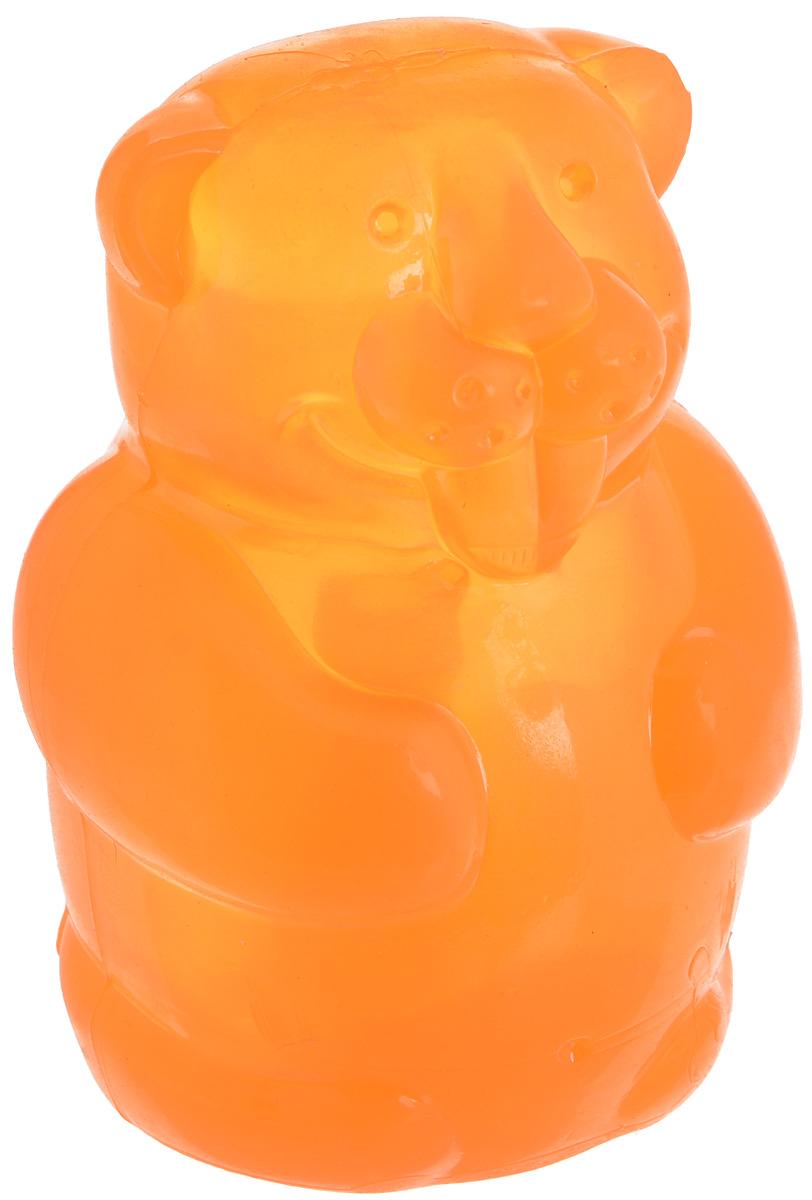 Игрушка для собак Kong Бобер, большая, с пищалкой, цвет: оранжевый, высота 9,5 смPSJ1AE_ОранжевыйИгрушка Kong Бобер, выполненная из прочной синтетической резины, оснащена пищалкой. Изделие станет идеальным решением для четвероногих обладателей крепких зубов и мощных челюстей. Игрушка Kong Бобер не тонет в воде и отлично подойдет для активной игры. Размеры игрушки: 6,5 см х 6,5 см х 9,5 см.