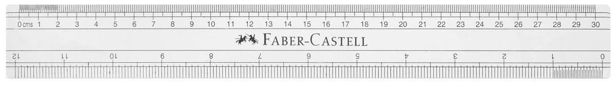 Faber-Castell Линейка Precize 30 см