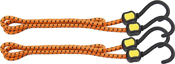 Резинки багажные Stels, с крючками, 100 см, 2 шт54363Изготовлены из высококачественных материалов. Крюки покрыты полимерным материалом для защиты поверхности от повреждения. Диаметр жгута: 8 мм. Применяются для закрепления грузов, например, на автомобильном багажнике.