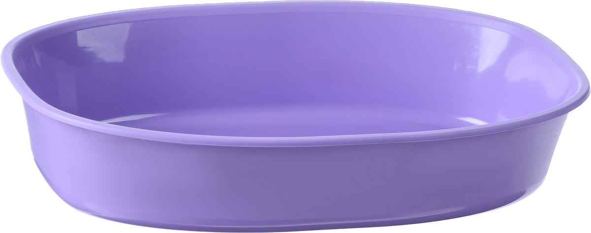 Туалет-лоток для животных MPS Gemini, цвет: сиреневый, 28 х 42 х 9 смS08080113Туалет-лоток для животных MPS Gemini выполнен из прочного пластика. Высокие бортики предотвращают разбрасывание наполнителя. Благодаря качественным материалам лоток легко убирается, быстро сохнет и не впитывает посторонние запахи.