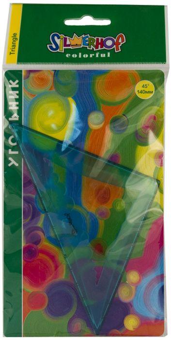 Silwerhof Угольник Colorful 45 градусов 14 см