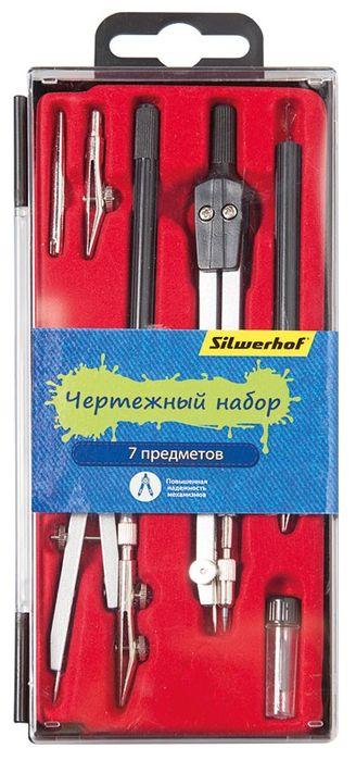 Silwerhof Готовальня Джинсовая коллекция 7 предметов