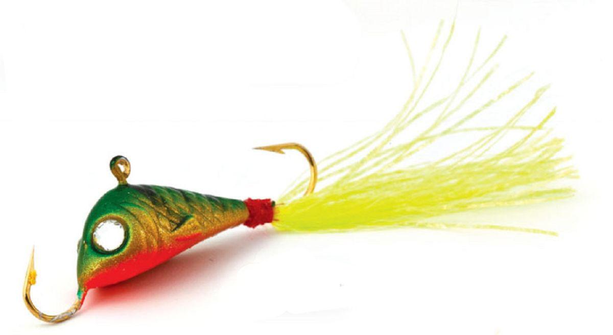Балансир Finnex, длина 4,2 см, вес 7 г. BLR2-MGTBLR2-MGTБалансир Finnex имеет светящийся хвостик, который поможет приманить рыбу на глубине в несколько метров. Форма этого балансира напоминает мелкую рыбку. Балансир оснащен блестящим глазком, что делает его более заметным и позволяет привлечь рыбу с более дальнего расстояния. Изделие изготовлено из прочного свинцового сплава с элементами пластика.