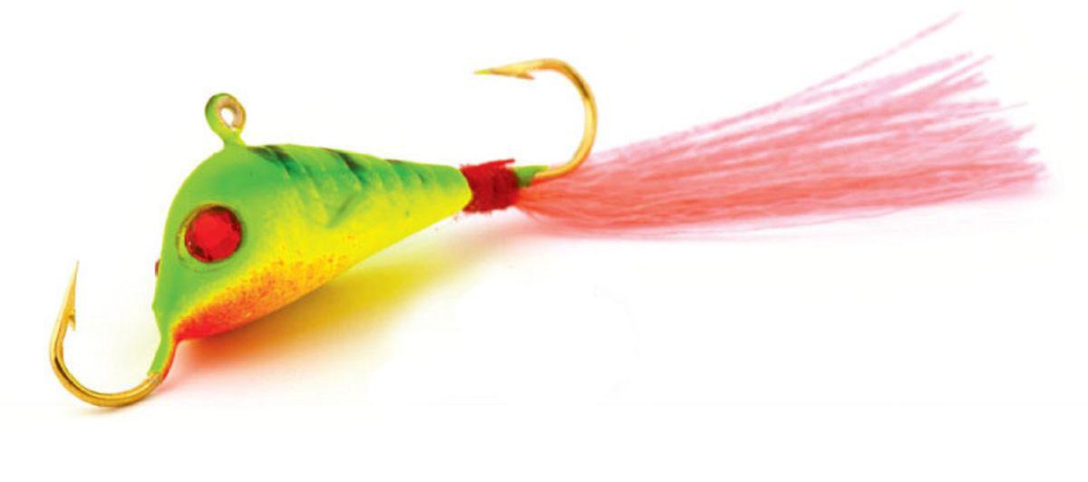 Балансир Finnex, длина 4,2 см, вес 7 г. BLR2-ZETBLR2-ZETБалансир Finnex имеет светящийся хвостик, который поможет приманить рыбу на глубине в несколько метров. Форма этого балансира напоминает мелкую рыбку. Балансир оснащен блестящим глазком, что делает его более заметным и позволяет привлечь рыбу с более дальнего расстояния. Изделие изготовлено из прочного свинцового сплава с элементами пластика.