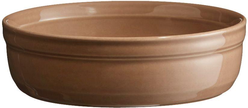 Рамекин Emile Henry, цвет: мускат, диаметр 12 см961013Натуральный цвет и очертания порционной формы Рамекин, предназначенной как для готовки, так и для сервировки отдельных порций. Идеально подходит для кухни в загородном доме. Высокопрочная керамика (HR ceramic) великолепно распределяет и сохраняет тепло, что и требуется для приготовления помадок, гратенов, рассыпчатых и открытых пирогов. Форма не боится перепадов температур, и ее можно ставить в духовку сразу после того, как она была вынута из морозильной камеры. Покрытие формы устойчиво к появлению сколов и царапин, а его цвет остается ярким даже после многократного использования в посудомоечной машине.