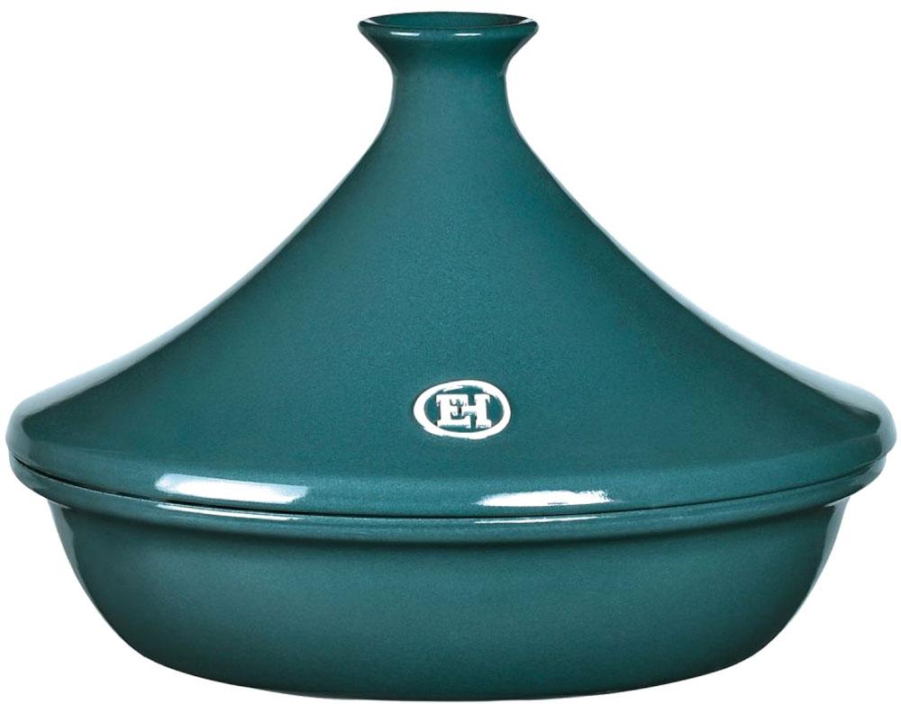 """Тажин """"Emile Henry"""", цвет: серо-голубой, 2 л, 27 см"""