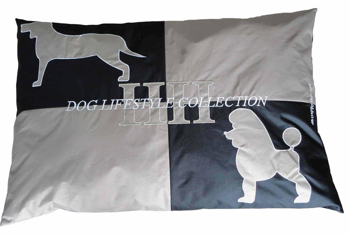 Подушка для домашних животных Happy House Dog Lifestyle. Пудель, 107х70х10 см8126