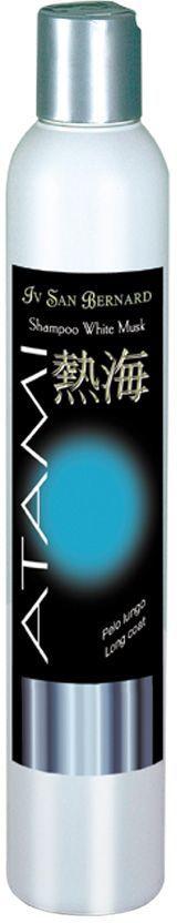 Шампунь антистатик Iv San Bernard Белый мускус, для длинной шерсти, 250 млС001603Благодаря входящим в состав гликолям шампунь Белый Мускус позволяет удалить загрязнения, не повреждая липидный слой. Идеально подходит для длинношерстных животных, обеспечивает защиту от электростатических разрядов и внешних факторов (горячего и холодного воздуха, фена, расчесок и т.п.). Максимально облегчает расчесывание и ежедневный уход, подходит для частого использования. Идеально подходит длинношерстным шоу-животным для подготовки к выставке. Способ применения: Намочить шерсть и использовать необходимое количество шампуня, разбавив его водой в соотношении 1:3-1:5, хорошо промыть животное, помассировать 3 минуты и затем тщательно смыть водой. Для достижения максимального эффекта после применения шампуня используйте кондиционер Белый Мускус.