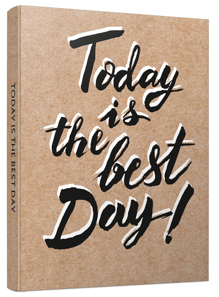 Попурри Блокнот Today Is The Best Day 80 листов в клетку/линейку4810764001429Блокнот Попурри Today Is The Best Day формата A5 со сшитым переплетом отлично подойдет для записи важной информации. Обложка выполнена из высококачественного картона. Блокнот, включающий 80 листов, разделен на блоки со страницами в клетку и линейку.