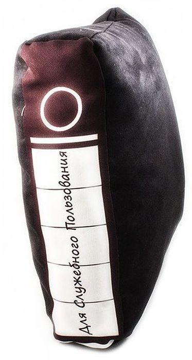 Подушка Эврика Офисная папка. Для служебного пользования96948Оригинальная подушка Эврика Офисная папка. Для служебного пользования поможет вам проспать суровые офисные будни. Верх изделия выполнен из замши sensitive touch (100% полиэстер), наполнитель - холлофайбер (100% полиэфир). Скрытая среди офисных файлов, подушка манит прикоснуться к ее нежной замшевой бархатистой глади, почувствовать упругую мягкость и задремать... с комфортом... Сладкий, бодрящий сон и вы готовы к великим свершениям, а подушку подложите под спину или под бочок. Такая подушка станет отличным подарком коллегам и вызовет улыбку у каждого, кто ее увидит.