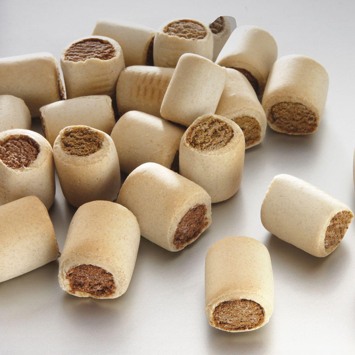 Лакомство для собак Meradog Meaty Rolls Mix, микс-роллы, 10 кг41510Печенье (лакомства) для собак. Как вознаграждение, а также дополнение к основному рациону собак