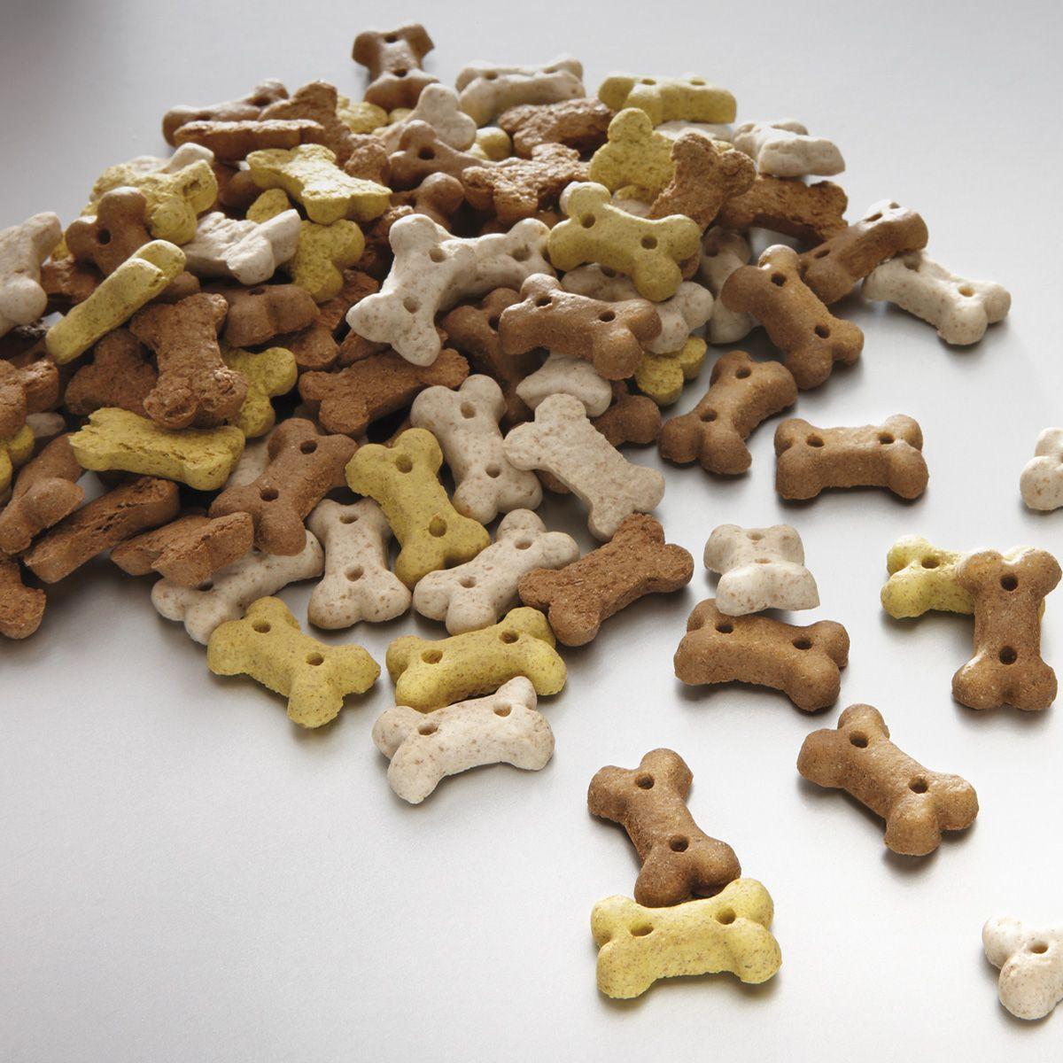 Лакомство для собак Meradog Puppy Knochen Mix, щенячье удовольствие, 10 кг43410Печенье (лакомства) для собак. Как вознаграждение, а также дополнение к основному рациону собак