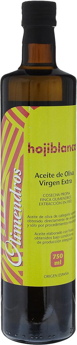 Olimendros Оливковое масло Extra Virgin Охибланка, 750 мл