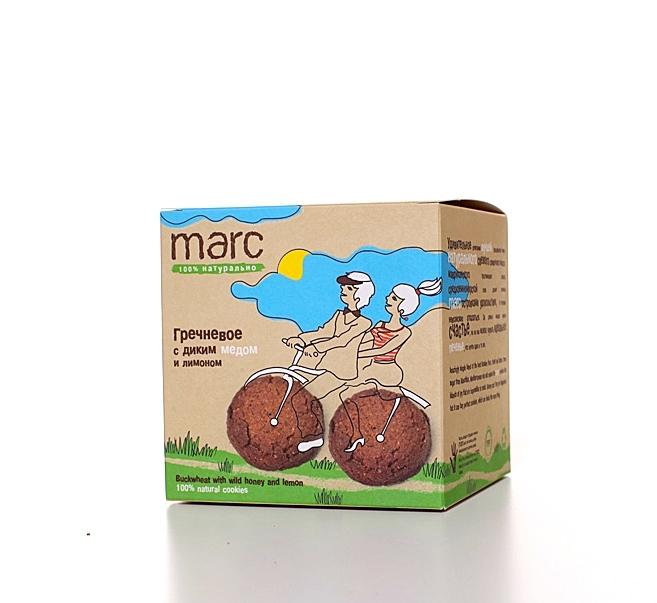 Marc гречневое печенье с диким медом и лимоном, 50 г2855Печенье с настоящей гречкой, диким алтайским медом и свежим лимоном внутри :) Без сахара, ГМО, ароматизаторов. Богаты клетчаткой.