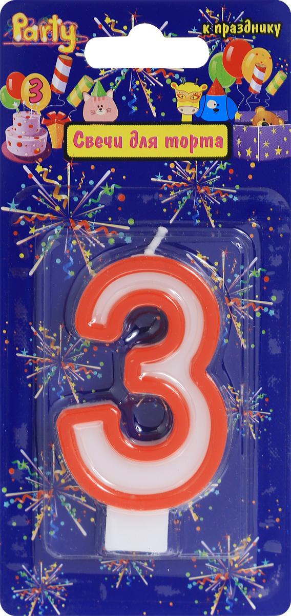 Action! Свеча-цифра для торта 3 года цвет красныйAPI0318-3_красныйСвеча-цифра для торта Action! изготовлена из высококачественного парафина и полимерного материала в виде цифры 3. Это отличное решение для декорирования торта к празднику. Ее можно комбинировать с другими цифрами. Изделие хорошо и долго горит. С этой свечой ваш праздник станет еще удивительнее и веселее. Не используйте свечи вблизи легковоспламеняющихся предметов, материалов, жидкостей. Не оставляйте горящие свечи без внимания, особенно в присутствии детей и животных.
