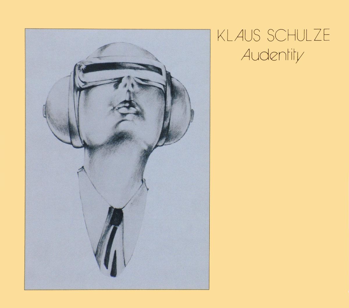 Klaus Schulze. Audentity (2 CD) 2016 2 Audio CD