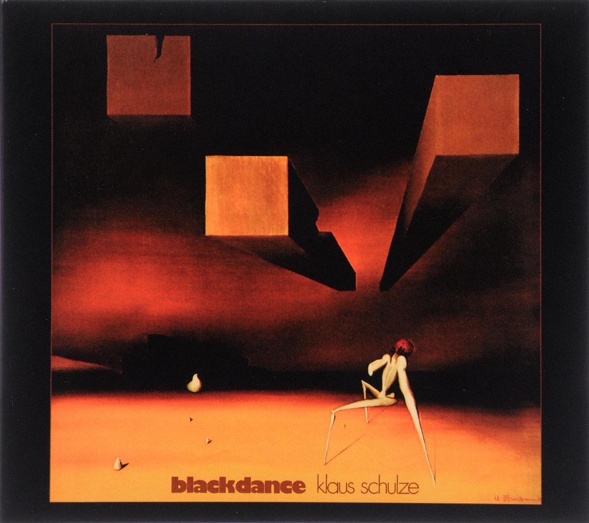 Klaus Schulze. Blackdance 2016 Audio CD