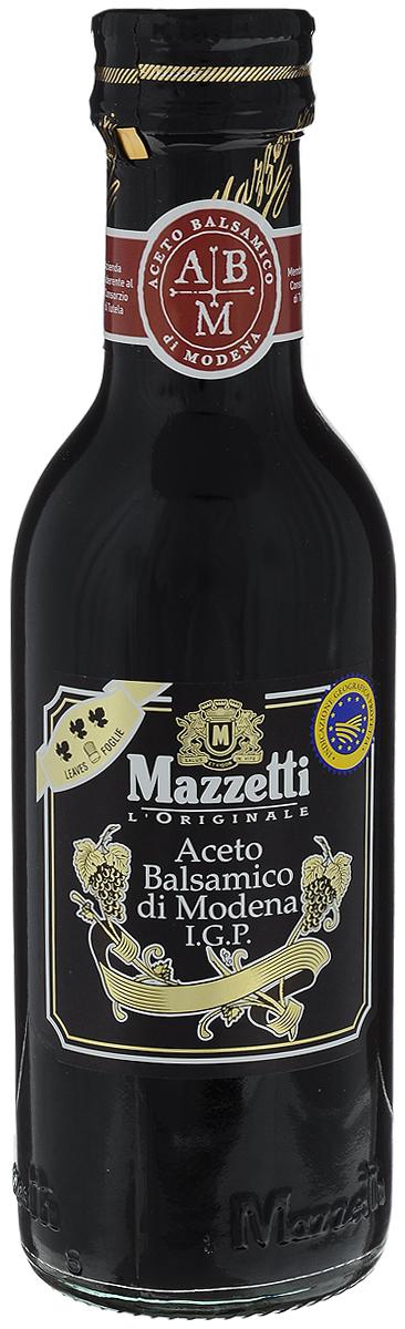 Mazzetti уксус бальзамический 3 листочка, 250 мл65103Бальзамический уксус Mazzetti получен путем бережной ферментации отборного виноградного сусла и созревает в течение долгих лет в дубовых бочонках из ценных пород дерева. Золотой знак 3 листочка означает насыщенный вкус, рекомендуемый для приготовления рыбных и мясных блюд, а также горячих соусов. Уважаемые клиенты! Обращаем ваше внимание, что полный перечень состава продукта представлен на дополнительном изображении.