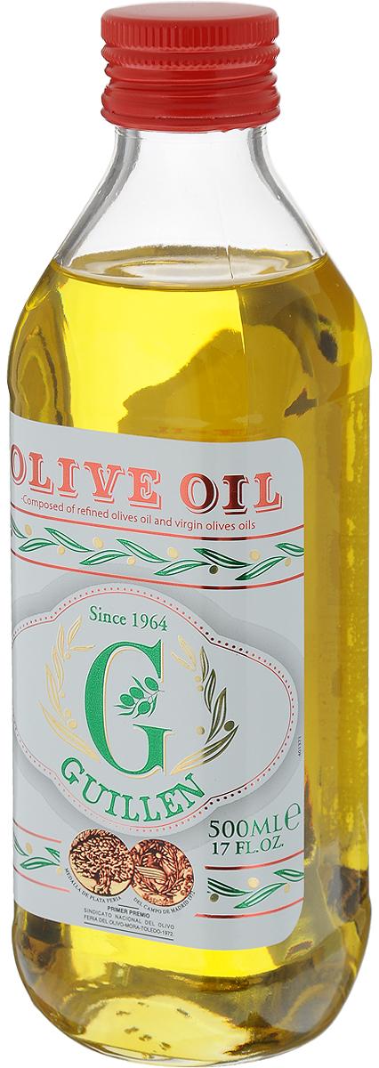 Guillen масло оливковое 100%, 500 мл
