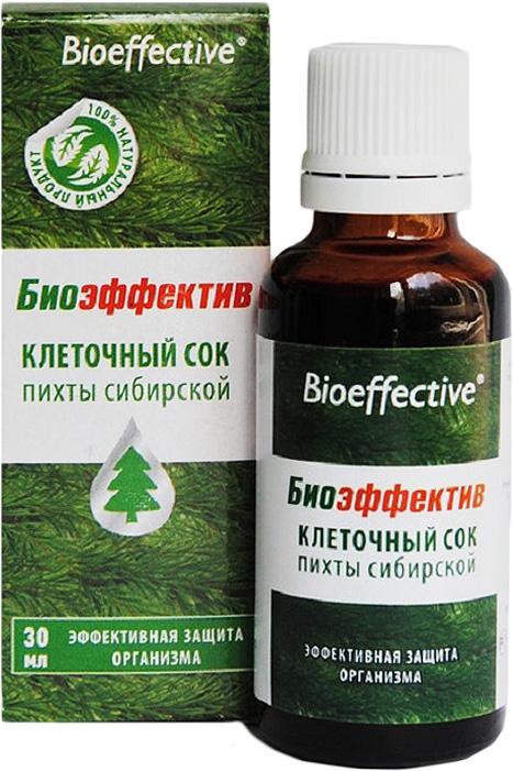 БиоЭффектив клеточный сок пихты сибирской, 30 мл
