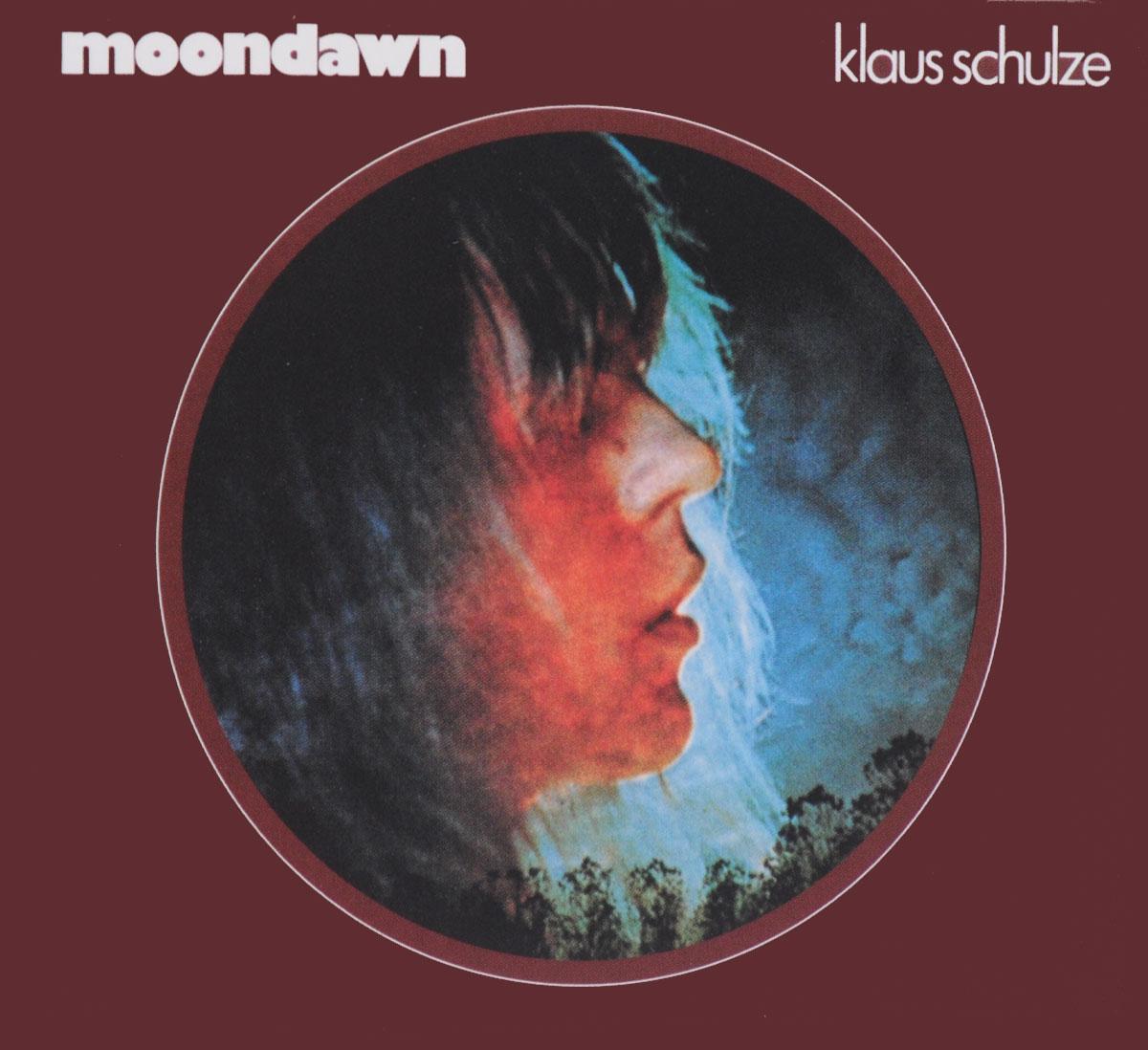 Klaus Schulze. Moondawn 2016 Audio CD