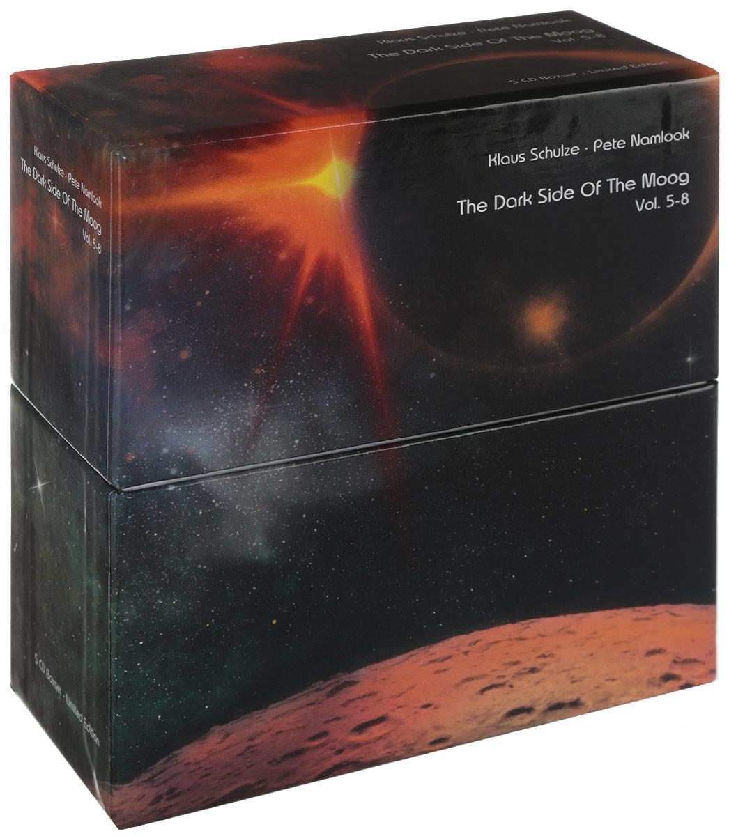 К каждому диску прилагается буклет с дополнительной информацией на немецком и английском языках.