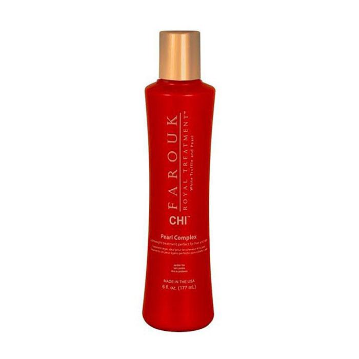 CHI Шампунь Глубокое увлажнение Королевский Royal Treatment 355 млRT0112Шампунь мягко очищает, восстанавливая внутренний баланс влаги, что придает эластичность и жизненную силу волосам.