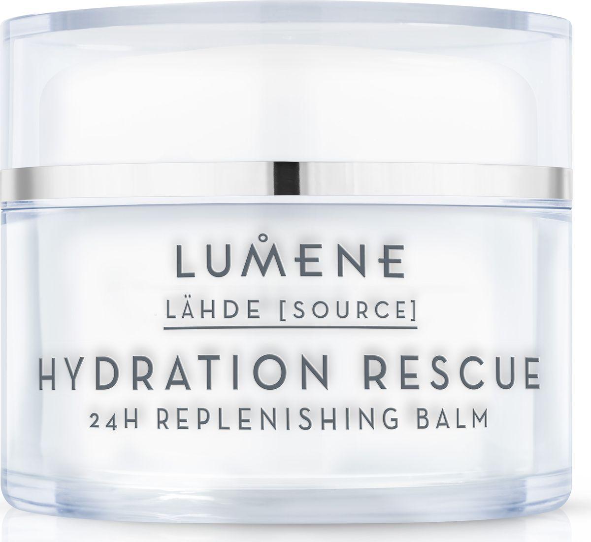 Lumene Lahde 24 часа Увлажняющий питательный бальзам, 50 млNL580-80318Глубокое увлажнение и восстановление комфорта сухой кожи. Наполняет кожу влагой, смягчая и восстанавливая естественное сияние.
