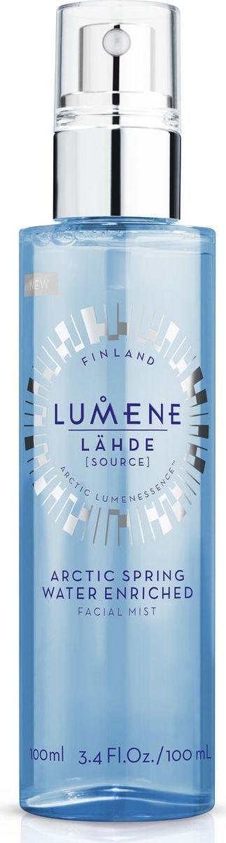 Lumene Lahde Увлажняющая освежающая дымка для лица, 100 млNL580-80327Чистейшее увлажнение в одном нажатии! В качестве праймера используйте до нанесения увлажняющего крема для большего увлажнения. Дарит коже живительную влагу в течение дня.