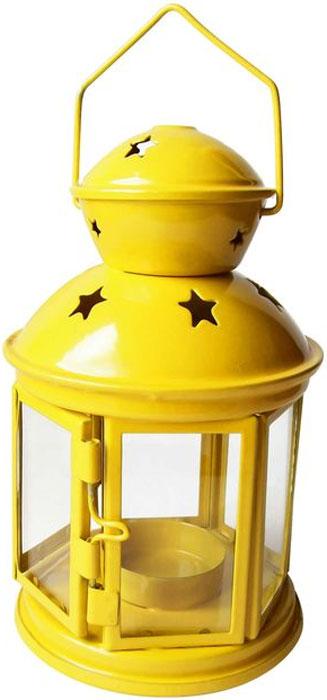 Подсвечник подвесной Bolsius Альтаир, цвет: желтый, 10 х 10 х 17 см466210_желтыйДекоративный подсвечник Bolsius изготовлен из высококачественного металла и стекла. Он позволит украсить интерьер дома или рабочего кабинета оригинальным образом. Вы можете поставить или подвесить подсвечник в любом месте, где он будет удачно смотреться и радовать глаз. Кроме того - это отличный вариант подарка для ваших близких и друзей.