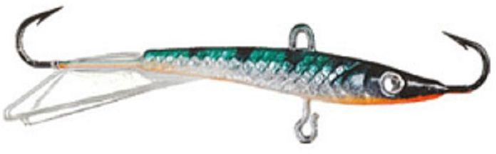 Балансир Finnex, длина 6 см, вес 7 г. BL-06-MSTBL-06-MSTБалансир Finnex удлиненной формы предназначен для ловли на мелководье и в стоячей воде, в основном для ловли окуня. Форма этого балансира напоминает мелкую рыбку. Балансир оснащен блестящим глазком, что делает его более заметным и позволяет привлечь рыбу с более дальнего расстояния. Изделие изготовлено из прочного свинцового сплава с элементами пластика.